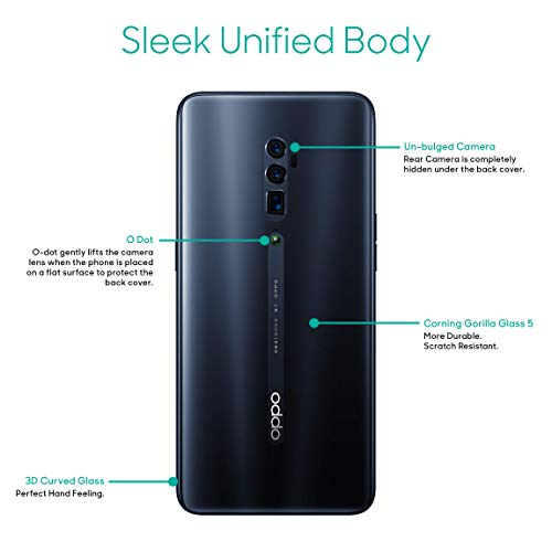 OPPO Reno 10x Zoom (Jet Black, 8GB RAM, 256 GB Storage) with No Cost EMI/Additional Exchange Offers 3