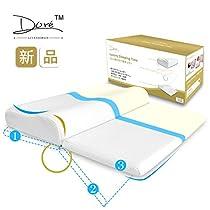 2020年リニュアル Dore第四世代 高級な変形枕 スタイル2つ+高さ4...