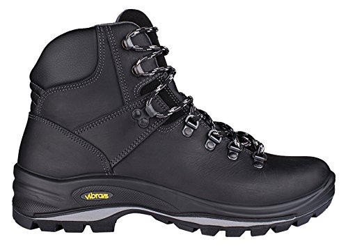 "Snickers SG1282940 ""Hiker"" Safety boot, 40, Black"