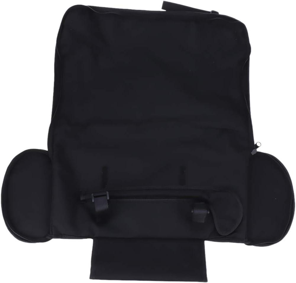 Fenteer Sacoche de Moto Universelle Sac Lat/érale de Moto Sacoche de Selle Trousse /à Outils Sac De Rangement Noir pour Voiture Camion Moto