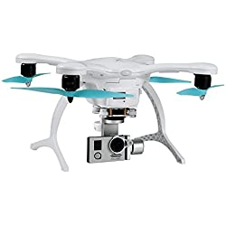 Ehang GHOSTDRONE 2.0 Aerial with 4K Sports Camera, iOS/Android Compatible, White/Blue