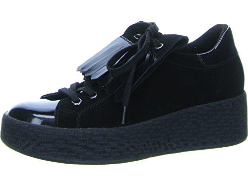 Sneakers en cuir compensé Femme - 23722-29 RL9TR