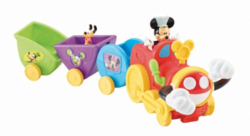 Fisher-Price Disney Mickey Mouse Clubhouse, Wobble Bobble Choo ()
