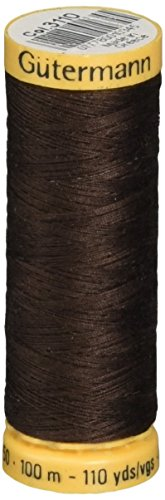 UPC 077780010345, Natural Cotton Thread 110 Yards-Walnut