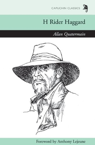 Allan Quatermain (Capuchin Classics)