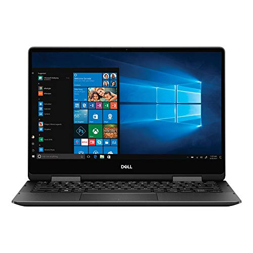 2020 Dell Inspiron 13 7386 13.3 Inch 4K UHD 2160P Touchscreen 2-in-1 Laptop  Intel Core i7-8565U up to 4.6 GHz  16GB RAM  1TB SSD  Backlit KB  FP Reader  Win10 + NexiGo Wireless Mouse Bundle