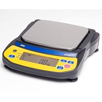 Amazon.com: A&D EJ-6100 Precision Lab Balance 6100gx0.1g,pan size 5