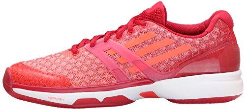 Red 5 Formazione Adidas Power Pink Performance bianco Red Slime W Scarpe solar Shock Semi Adizero Ubersonic Solare white wqF7qOaI