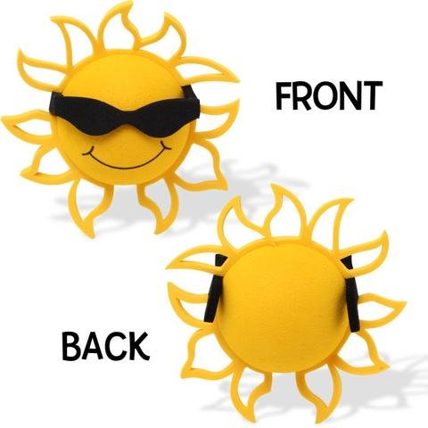 [해외]Coolballs Cool California Sunshine 안테나 토퍼/Coolballs Cool California Sunshine Antenna Topper