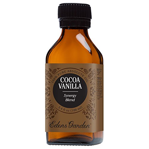 Cocoa Vanilla Synergy Blend 100% Pure Therapeutic Grade Absolute Oil by Edens Garden- 100 ml by Edens Garden