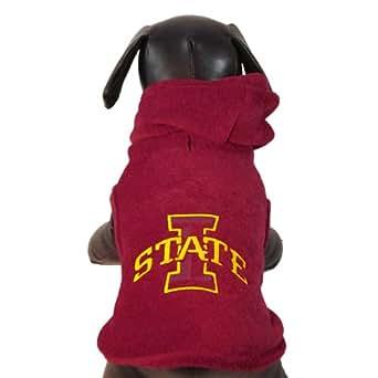 Amazon.com: NCAA Iowa State Cyclones Polar Fleece Hooded