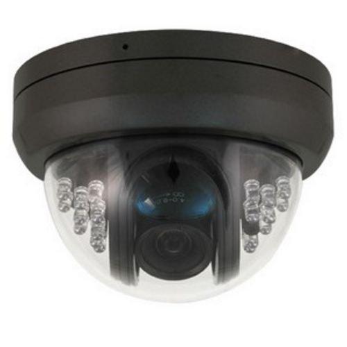 FLIR Hi-Res 480 TVL Color Day/Night IR Dome Camera with 4-9mm Varifocal ()