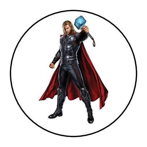 Avengers stickers 1.5 round 30 Thor