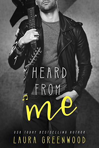 Heard From Me ME Series Contemporary romance reverse harem laura greenwood