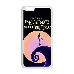 The NightMare White iPhone plus 6 case
