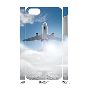 Airplane Phone Case For Iphone 5C [Pattern-1]