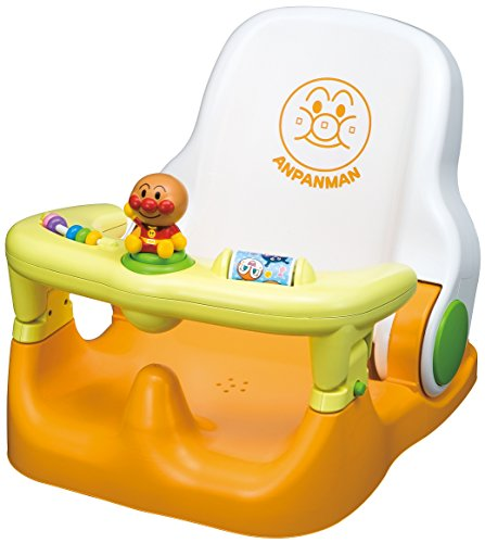 Anpanman compact bath chair (japan import)