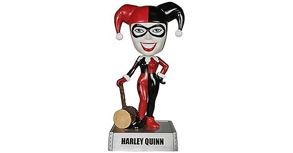Amazon.com: Funko Wacky Wobbler: DC Harley Quinn: Funko ...