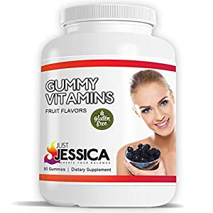 Just Jessica Gummy Vitamins – Daily Dietary Supplements