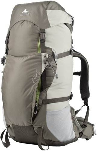 Gregory Mountain Products Women's Inyo 35 Backpack, Pewter, Medium, Outdoor Stuffs