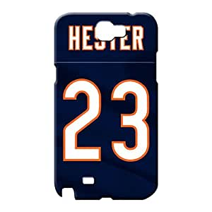 samsung note 2 cases Slim Fit Snap On Hard Cases Covers mobile phone carrying covers chicago bears nfl football