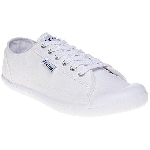 Firetrap Cutie Mujer Zapatillas Blanco