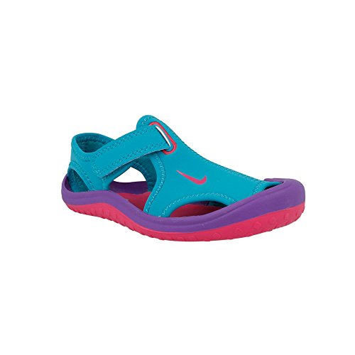 Nike - Sunray Protect PS - Color: Pink-Turquoise-Violet - Size: 11.0US