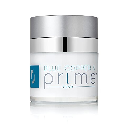 Blue Copper Face Cream