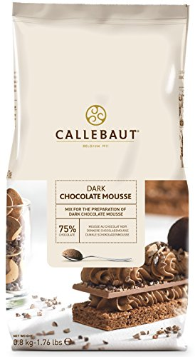 Callebaut Dark Chocolate Mousse Mix 176 lbs