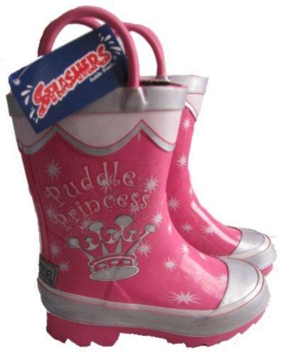 Rain Boots Pink Rain Pink Splashers Boots Splashers Splashers Pink aqBnp7