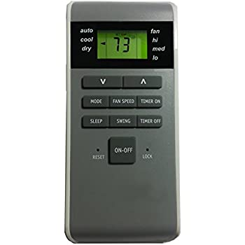 Generic Replacement Remote Control for Frigidaire Air Conditioner Which Use  the Same Remote with Photo
