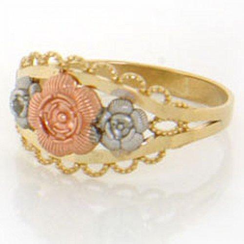 Tri Color Flower - 5