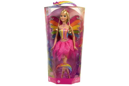 Barbie Fairytopia Magic of the Rainbow Elina Doll