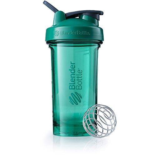 Mix Emerald (BlenderBottle Pro Series Shaker Bottle, 24-Ounce, Emerald Green)