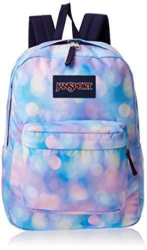 JANSPORT Superbreak Backpack - Lightweight School Pack, City Lights