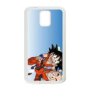Dragon Ball Samsung Galaxy S5 Cell Phone Case White UF1171361