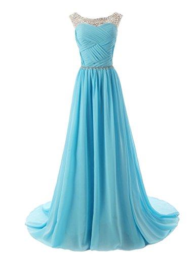 A Hot Blau Blau Kleid Damen Linie Queen UqZcOzEqf