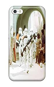 Premium [fAJhpkW9049svfcE]star Wars Tv Show Entertainment Case For Iphone 5/5s- Eco-friendly Packaging