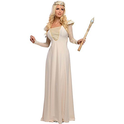Oz the Great and Powerful Deluxe Glinda Costume Teen]()