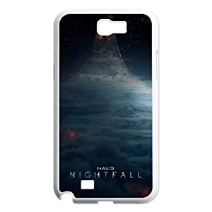 Halo Nightfall Samsung Galaxy N2 7100 Cell Phone Case White Protect your phone BVS_767143