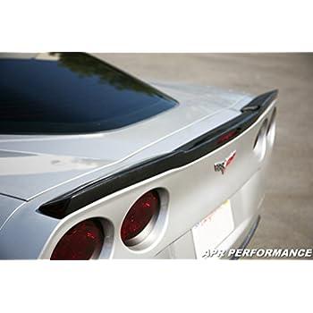 2013 Corvette Z06 >> Amazon Com Corvette Rear Spoiler Carbon Fiber 2005 2013