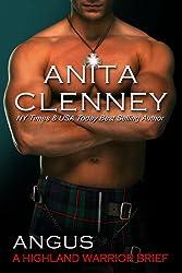 Angus: A Highland Warrior Brief (Connor Clan) (English Edition)