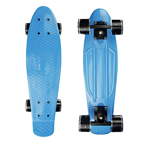 "Complete 22"" Cruiser Skateboards for Beginners - Kids, used for sale  Delivered anywhere in USA"