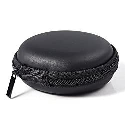 Headphones Case, Multifunction Protective Hard Travel Carrying Case