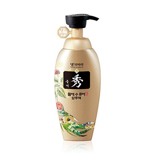 [DAENG GI MEO RI] Dlaesoo Pure Shampoo 400ml / Hypoallergenic Anti Hair Loss Shampoo for Sensitive Scalp (Shampoo)