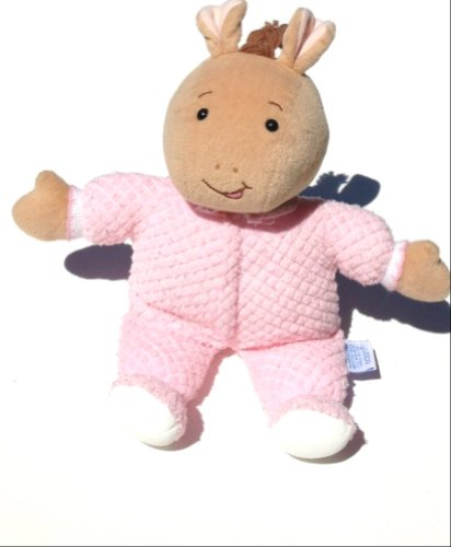 Baby Kate From Arthur Plush (Arthur And Dw Dolls)