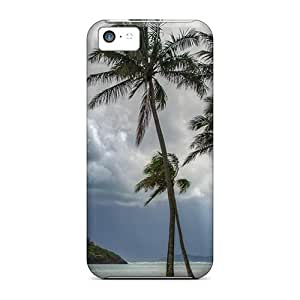 Quality Case88me Cases Covers With Hawaii Nice Appearance Compatible With Iphone 5c