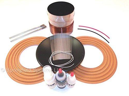 """Kicker L7 2.58"""" Coil Replacement Kit - Dual 4 Ohm"""