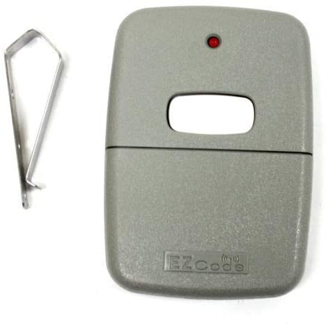 10 Pins Digit Garage And Gate Door Opener Remote Control Ez Code R300 300mhz Amazon Com