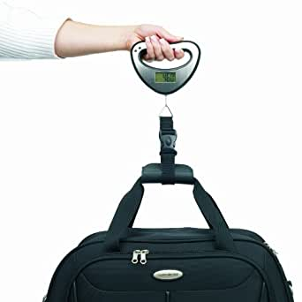 Samsonite Luggage Electronic Scale, Black, One Size